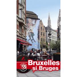 Ghid turistic Bruxelles și Bruges