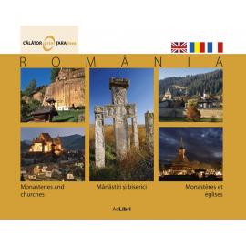 Album Mănăstiri și biserici