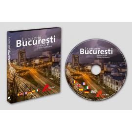 """Album DVD film """"La pas prin București"""""""