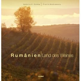 Album România – Țara Vinului (germană)