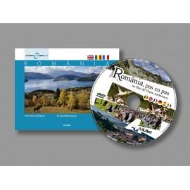 Album Ținutul Neamțului + DVD film România cadou