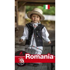 Ghid turistic Romania (italiană)