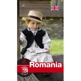 Ghid turistic Romania (engleză)