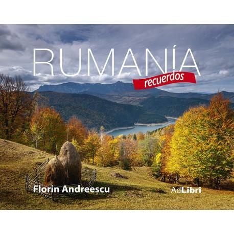 Album România  – Souvenir (spaniolă)