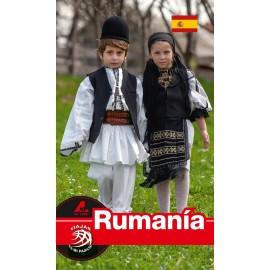 Ghid turistic România (spaniolă)
